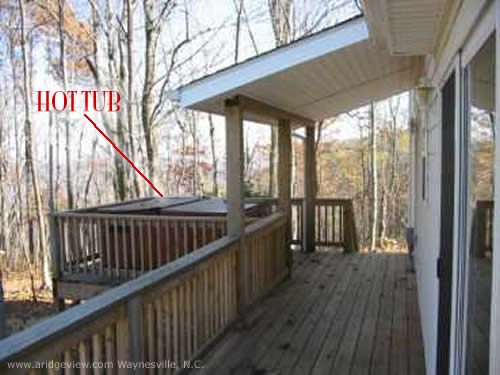 Amenities Include Fireplace, Hot Tub, Cedar Deck